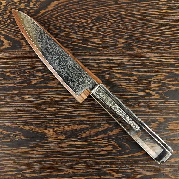 Phantogram - 6in (150mm) Damascus Petty Culinary Knife