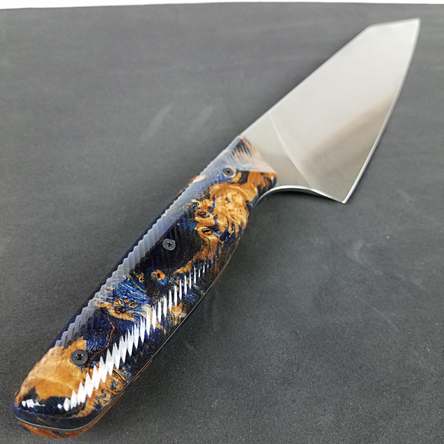 Starry Nife - 8in (203mm) Gyuto Chef Knife S35VN Stainless Steel