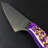 Indi-Gold - 8in (203mm) Gyuto Chef Knife S35VN Stainless Steel
