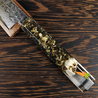 What's Up: Gold - 6in (150mm) Damascus Petty Culinary Knife