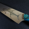 Ocean Master II - 8in (203mm) Gyuto Chef Knife S35VN Stainless Steel