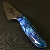 Ocean Master III: Mariana - 8in (203mm) Gyuto Chef Knife S35VN Stainless Steel