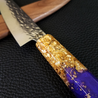 Crown Royale - 6in (150mm) Damascus Petty Culinary Knife