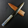 Blue Gold - 6in (150mm) Petty Culinary Knife Stainless Steel
