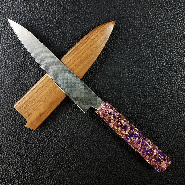 Purple Gold II - 6in (150mm) Petty Culinary Knife Stainless Steel