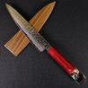 Devil's Advocate - 6in (150mm) Damascus Petty Culinary Knife