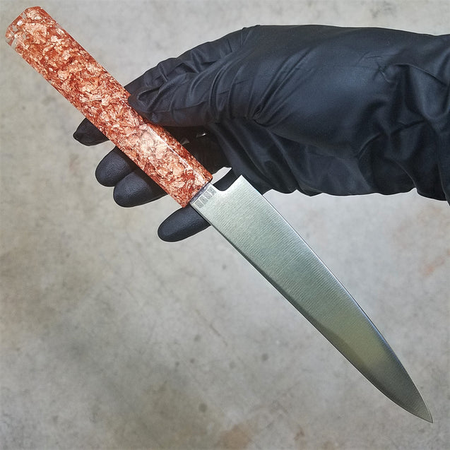 Copper Overload II - 6in (150mm) Petty Culinary Knife Stainless Steel