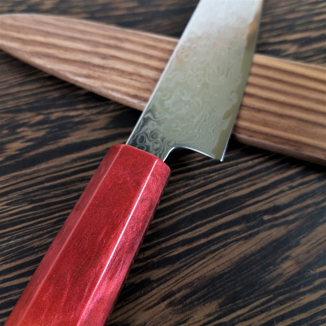French Connection - 6in (150mm) Damascus Petty Culinary Knife