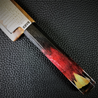 Pizza Inferno - 6in (150mm) Damascus Petty Culinary Knife