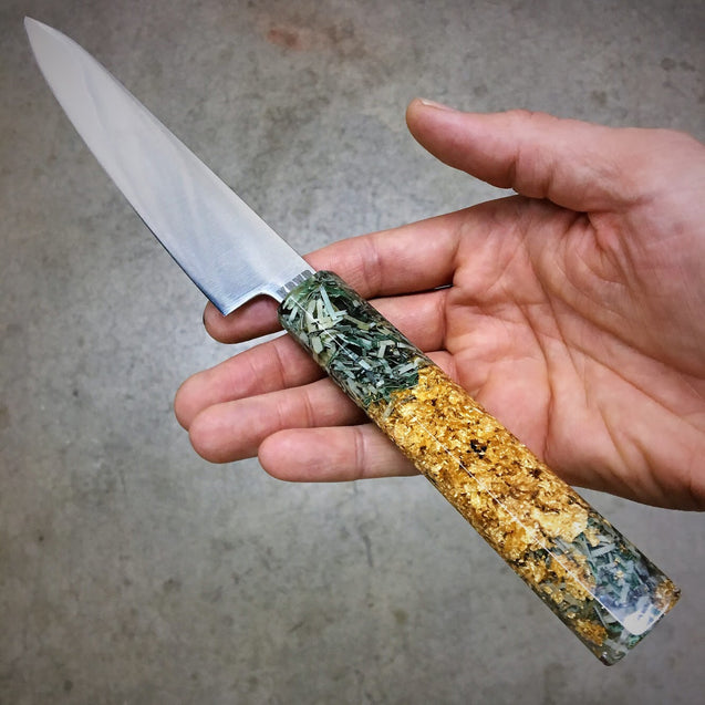 Gold Vein - 6in (150mm) Petty Culinary Knife