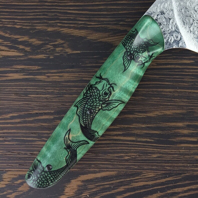 Jade Koi - Handle Only