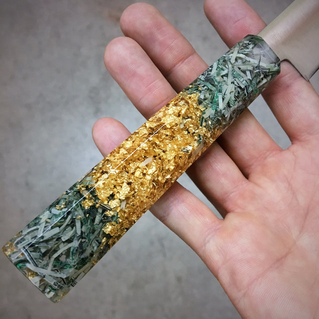 "Gold Vein - 6"" Petty Knife - SOLD"