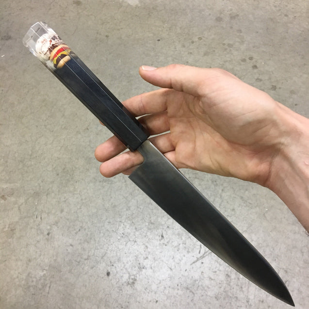 The Hash Slinging Slasher - 210mm (8.25in) Gyuto Chef Knife