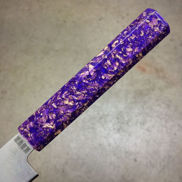 Purple Gold - 6in Petty Culinary Knife