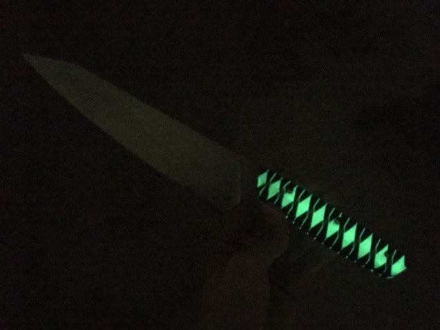 Samurai Chef II - Glow in the Dark - Handle Only