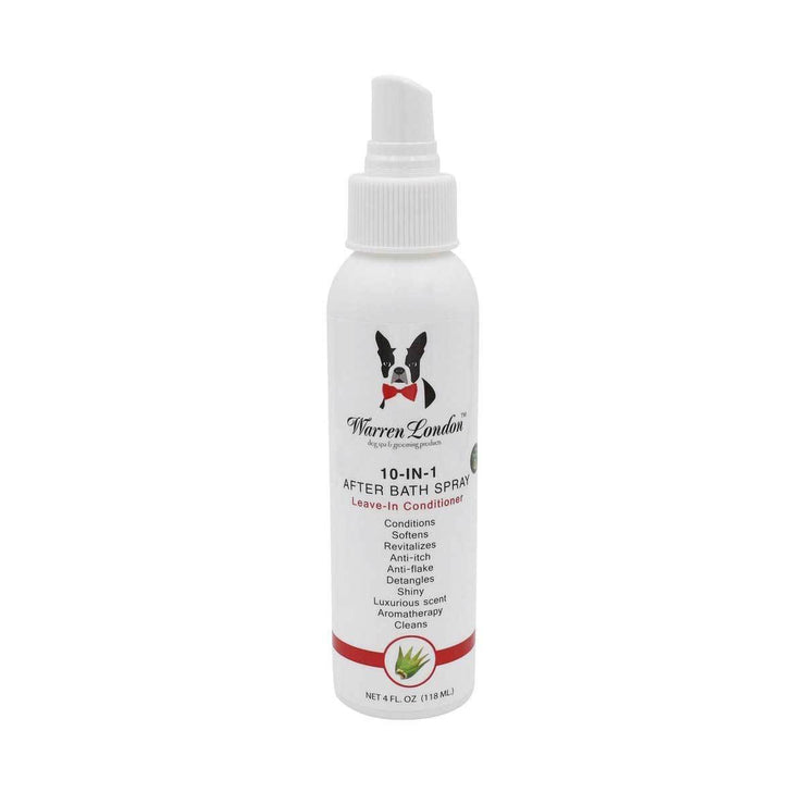 Warren London 10-in-1 After Bath Spray | Pawlicious & Company