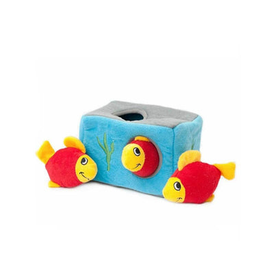 Aquarium Burrow Dog Toy | Pawlicious & Company