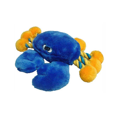 Blue Crab Plush Dog Toy | Pawlicious & Company