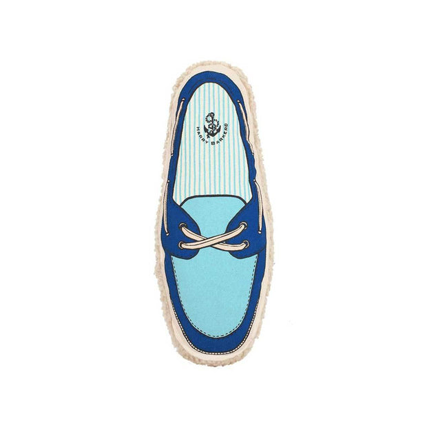 Boat Shoe Dog Toy | Pawlicious & Company