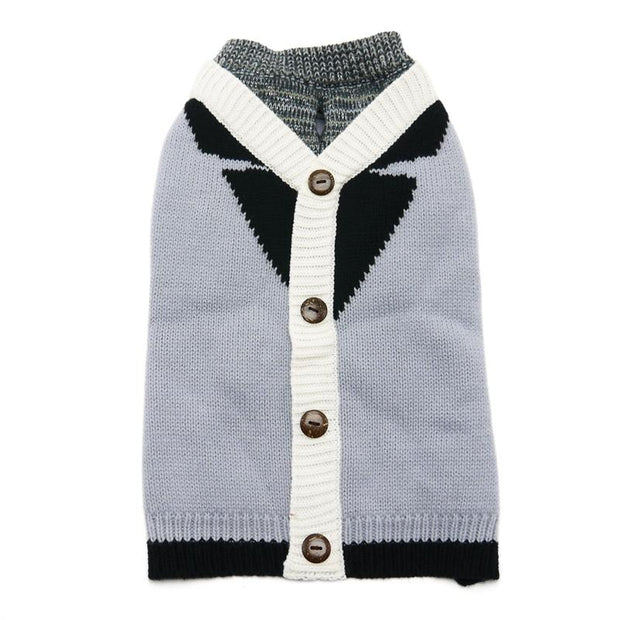 Cardigan Dog Sweater | Pawlicious & Company