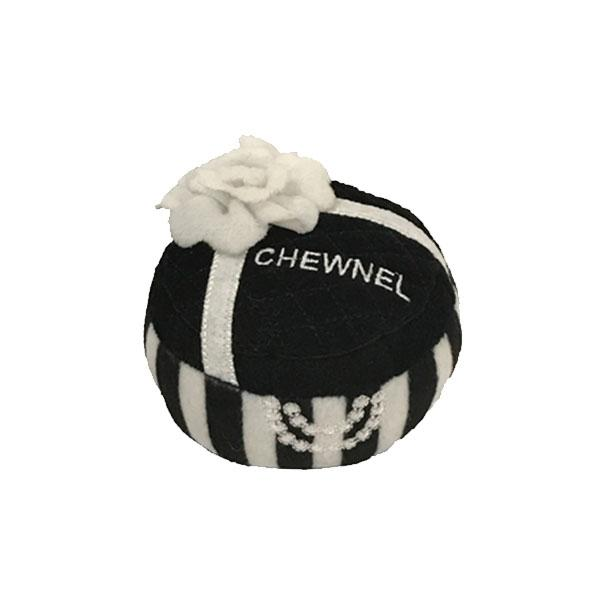 Chewnel Gift Box Dog Toy | Pawlicious & Company