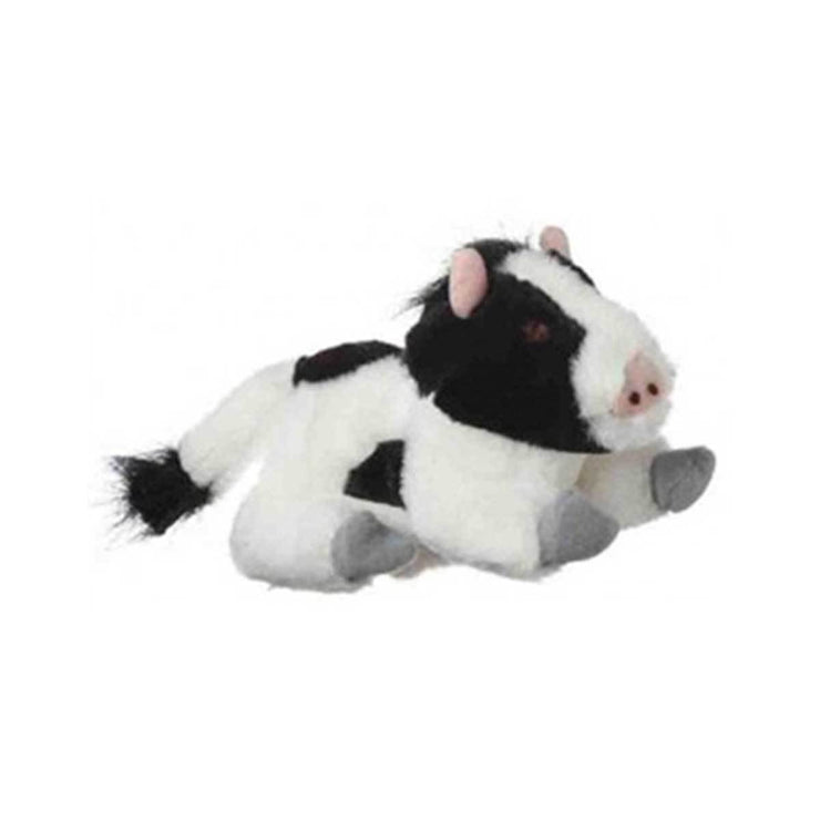 Cow Look Who's Talking Plush Dog Toy | Pawlicious & Company