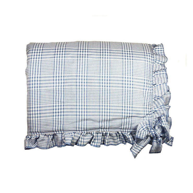 Gingham Blanket | Pawlicious & Company