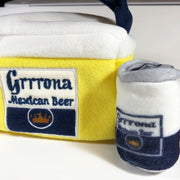 Grrona Beer Plush Interactive Dog Toy | Pawlicious & Company
