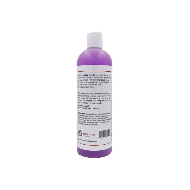 Warren London Lavender Dog Shampoo | Pawlicious & Company