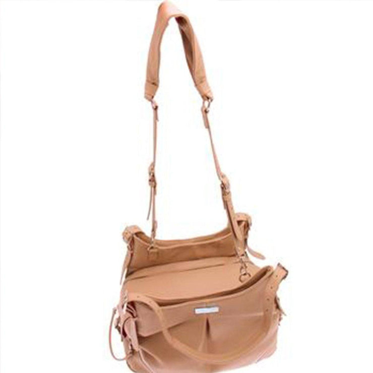 Madison Mia Michele Mocha Dog Carry Bag | Pawlicious & Company