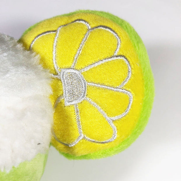 Muttgarita Plush Dog Toy