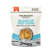 Alaskan Cod Chips for Dogs & Cats