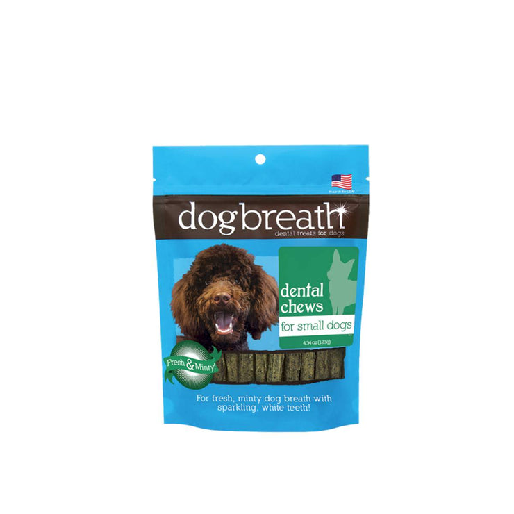 Herbsmith Dental Chews for Dogs - Small | Pawlicious & Company