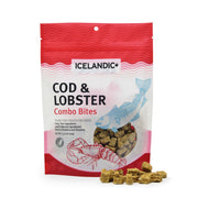 100% Pure Icelandic Combo Bites - Cod & Lobster | Pawlicious & Company