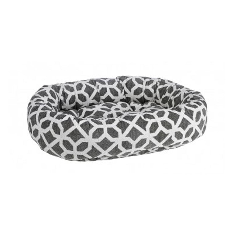 Donut Dog Pet Bed in Palazzo | Pawlicious & Company