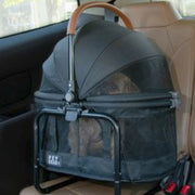 View 360 Stroller Travel System in Jet Black