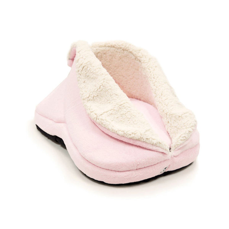 Pink Slipper Bed | Pawlicious & Company