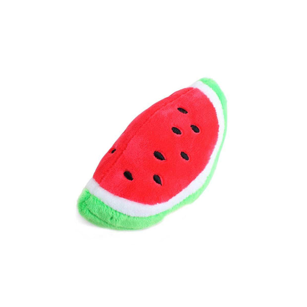 Plush Watermelon Toy