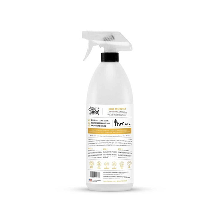 Skouts Honor Professional Strength Urine Destroyer 35 oz | Pawlicious & Company