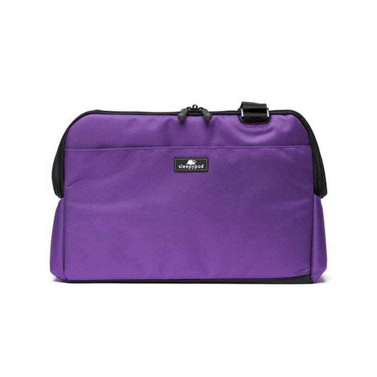Sleepypod Atom Pet Carrier in Violet | Pawlicious & Company