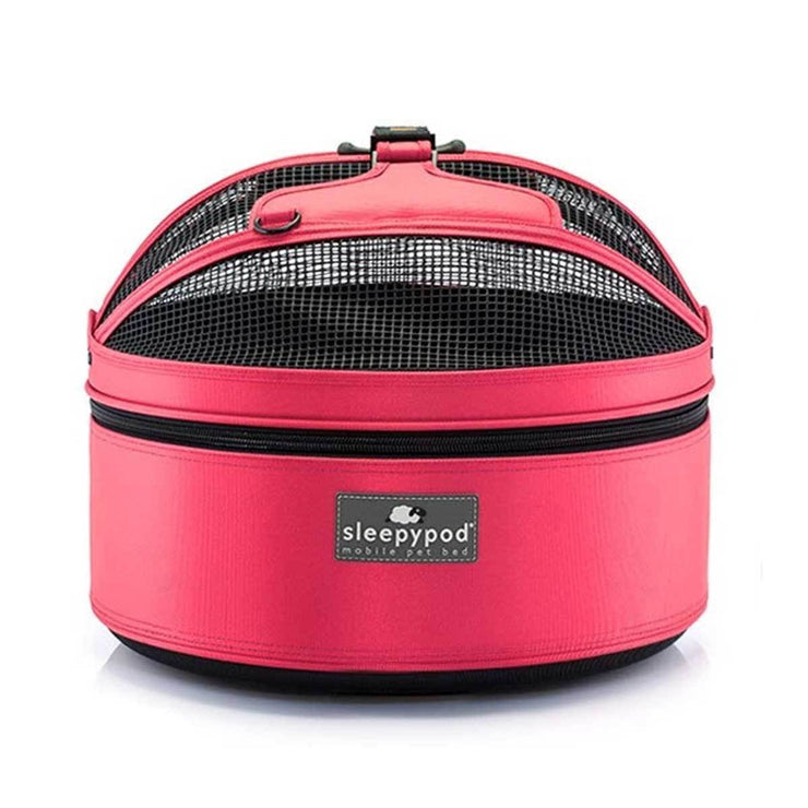 Sleepypod Dog Carrier in Blossom Pink | Pawlicious & Company