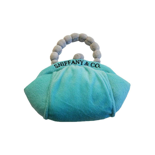 Sniffany Purse Dog Toy