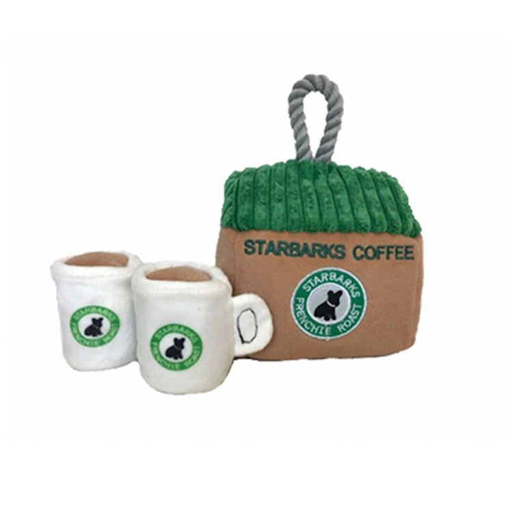 Starbarks Coffee House Interactive Dog Toy | Pawlicious & Company