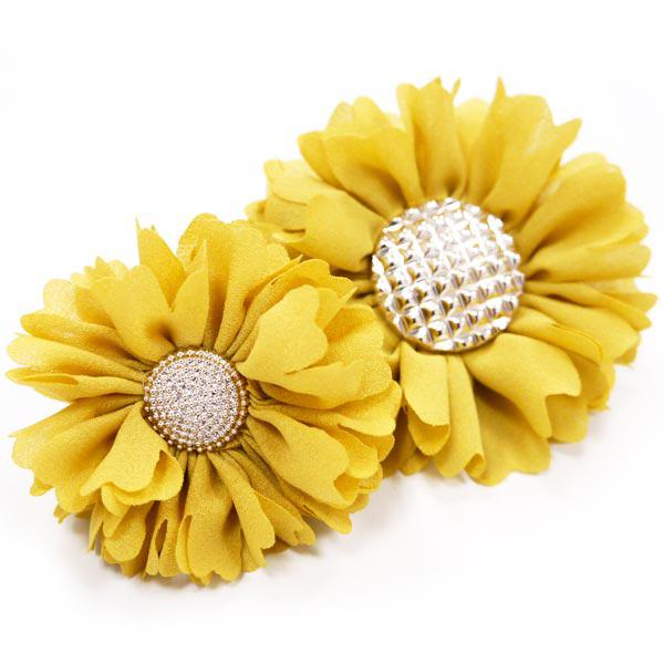 Sweet Bold Flower For Dog Collar