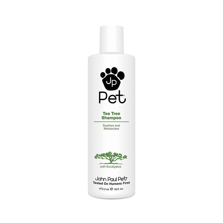 John Paul Pet Tea Tree Dog Shampoo | Pawlicious & Company