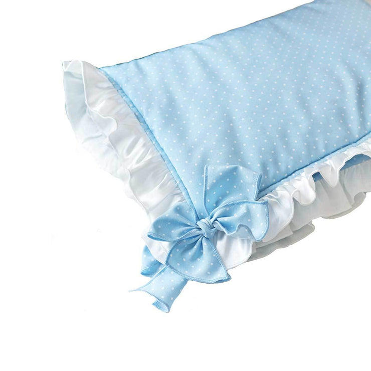 Vacay Dreaming Dog Blanket in Blue | Pawlicious & Company