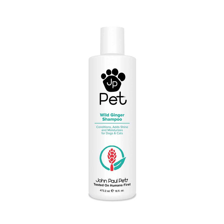 John Paul Pet Wild Ginger Dog Shampoo | Pawlicious & Company