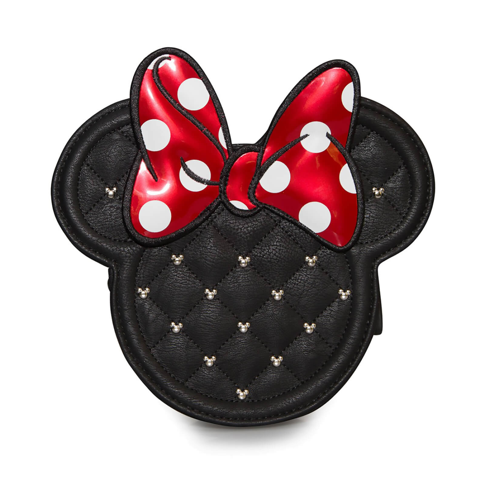 Loungefly Minnie Mouse Die Cut Crossbody