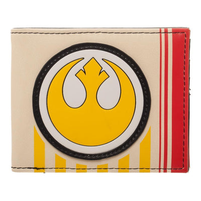 Star Wars Episode 8 Bi-Fold Wallet - Dood Gear