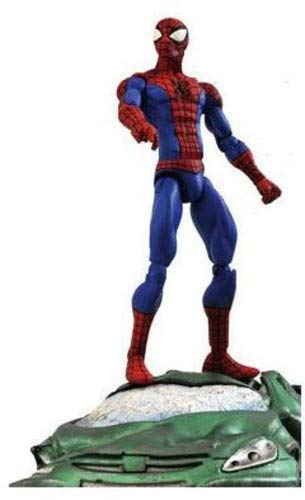 Diamond Select Toys JUL091428 Marvel Select Spider-Man Action Figure